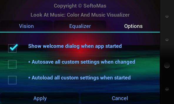 Color And Music Visualizer screenshot 4
