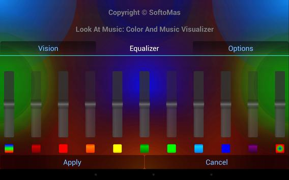 Color And Music Visualizer screenshot 8