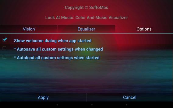 Color And Music Visualizer screenshot 9