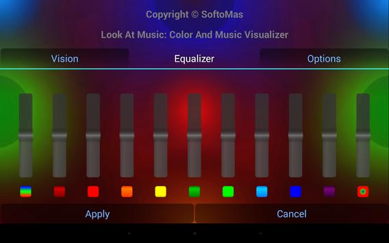 Color And Music Visualizer screenshot 13