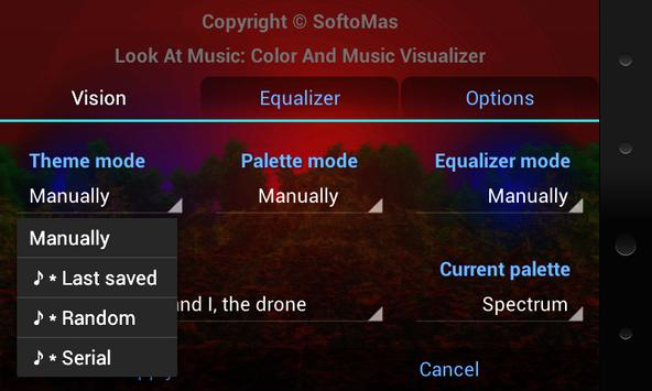 Color And Music Visualizer screenshot 2