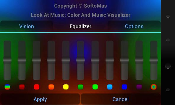 Color And Music Visualizer screenshot 3