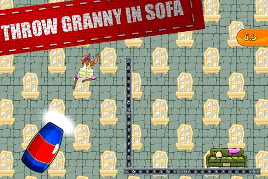 Throw Granny apk screenshot