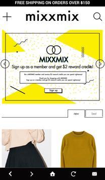 MIXXMIX 믹스엑스믹스 apk screenshot