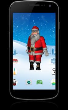 Funny Talking Santa screenshot 1