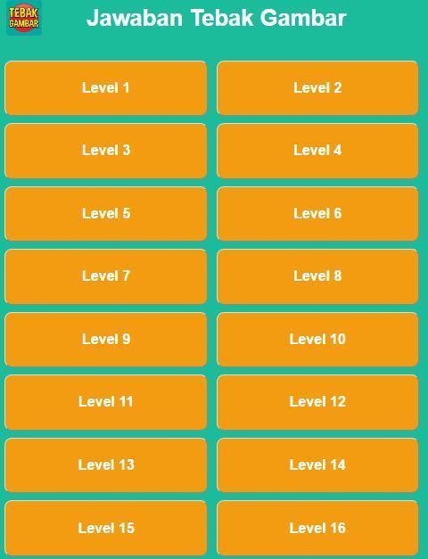 Jawaban Tebak Gambar Update For Android Apk Download