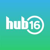 Hub16 icon