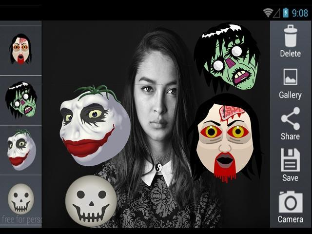 Scary Horror Sticker for Android - APK Download