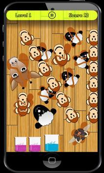 Broken Animals Smasher apk screenshot