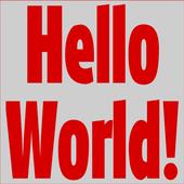 Hello World - Felipe icon