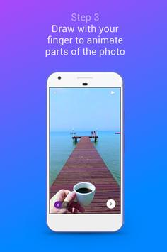 Loopsie -  Motion Video Effects  & Living Photos apk screenshot