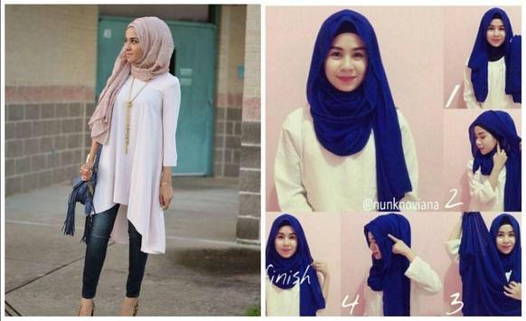 Loose Hijab Tutorials apk screenshot