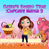 Daisys Sweet Time Cupcake Two icon