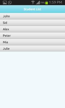 Handy Attendance apk screenshot