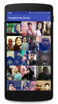 Dangdut Hot Smule apk screenshot