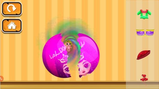 Lol Dolls for surprise dolls game screenshot 19
