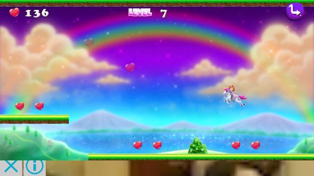 Princess Sofia's with Horse Adventure screenshot 1