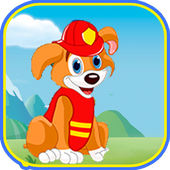 Paw Puppy Patrol in Candy Land icon