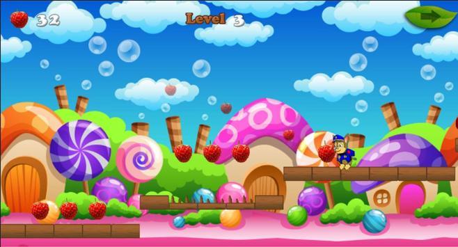 Paw Puppy Patrol in Candy Land apk screenshot