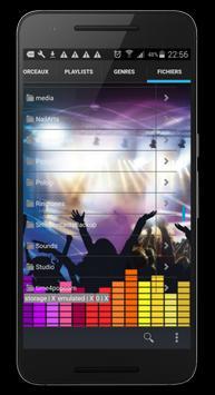 MP3 PLAYER B2B poster