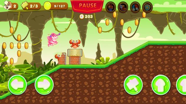 Looney :Lola Amazing bugs funny bunny screenshot 1