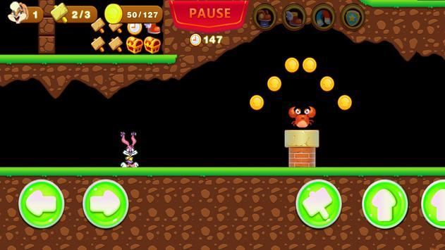 Looney :Lola Amazing bugs funny bunny screenshot 2