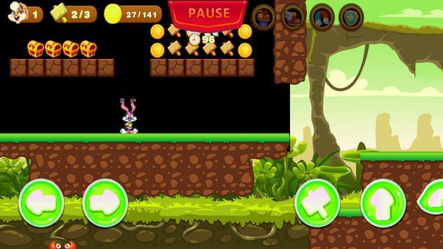 Looney :Lola Amazing bugs funny bunny screenshot 3