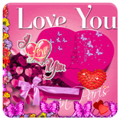 Love GIF : Valentine Day 2017 icon