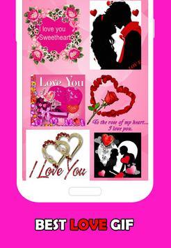 Love GIF : Valentine Day 2017 screenshot 1