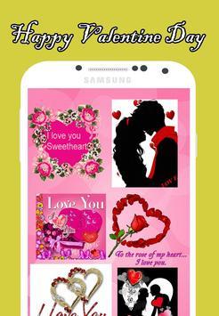 Love GIF : Valentine Day 2017 screenshot 2