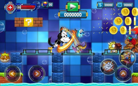 Super Bendy Heroes screenshot 2