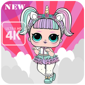 Lol Surprise Dolls Wallpapers HD icon