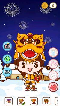 YoYo kitty livewallpaper poster