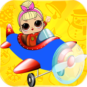 LOL flying doll surprise icon