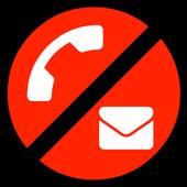 Caller Blacklist icon