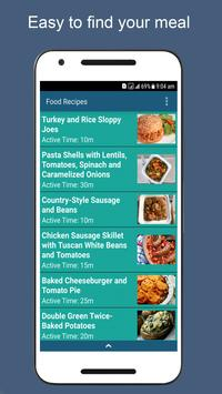 Food Recipes screenshot 2