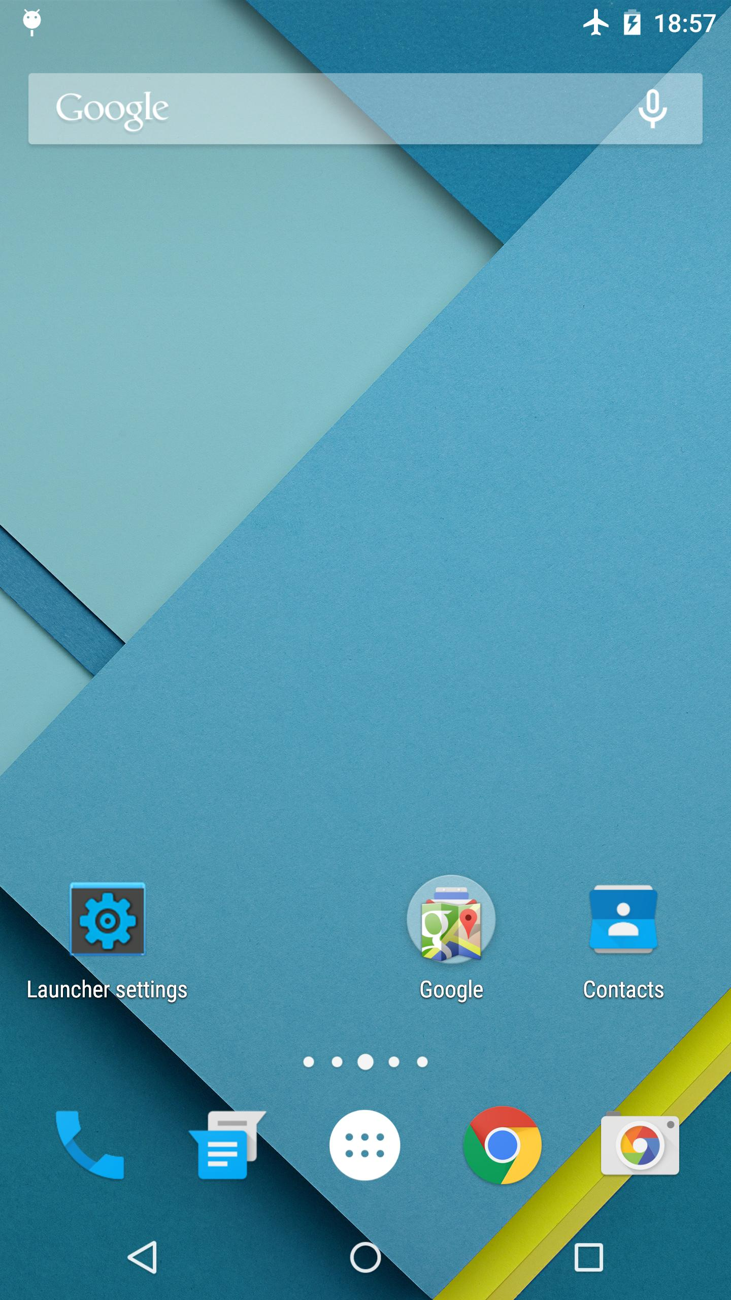 Lollipop Launcher for Android - APK Download