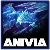 Anivia LoL Wallpapers icon
