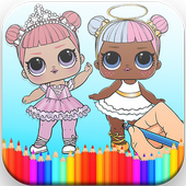 Lol Surprise Coloriage For Android Apk Download