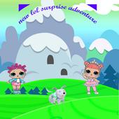 lol surprise princesse max adventure icon
