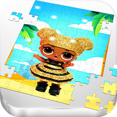 Lol Doll Jigsaw Surprise icon