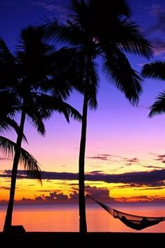 Lombok Sunset Wallpaper screenshot 2