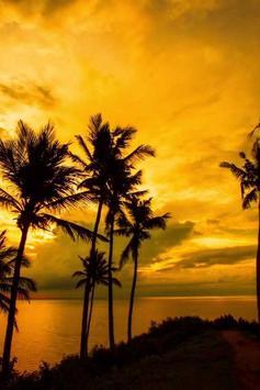 Lombok Sunset Wallpaper screenshot 3