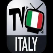 Italian Live TV & Football icon