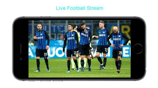 Italian Live TV & Football screenshot 3
