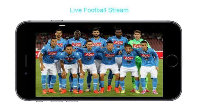 Italian Live TV & Football screenshot 4