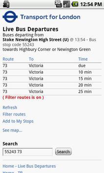 London Travel Updates Live screenshot 2