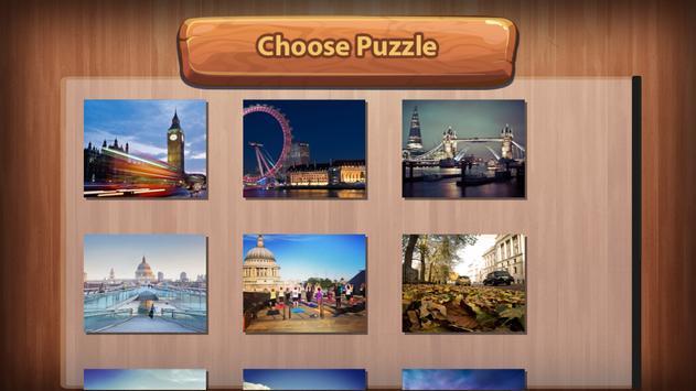 Puzzles Londres screenshot 7