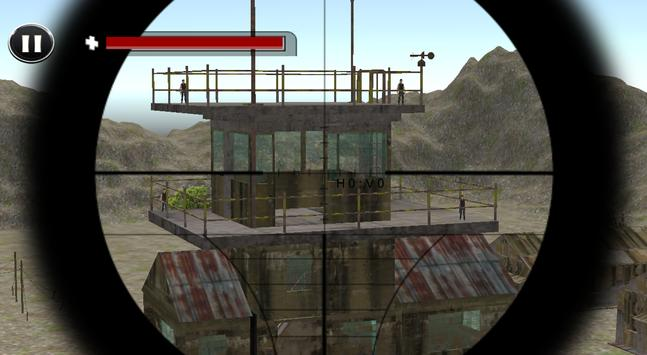 Frontline Army Sniper Shooter screenshot 11
