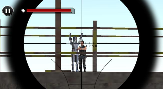 Frontline Army Sniper Shooter screenshot 16